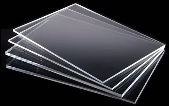 Transparant Plexiglazen Plaat - 3mm